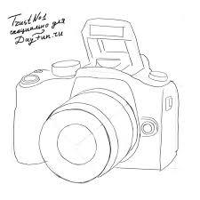 how to draw a camera step by step arcmel com