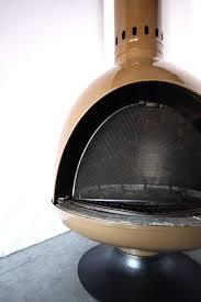 modernhaus malm freestanding fireplace