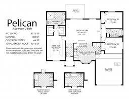 bungalow floorplans outstanding 3 bedroom bungalow floor plans with garage 3300x2550 3