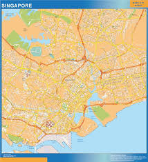 World Map Wall Poster by Our Singapore Wall Map Wall Maps Mapmakers Offers Poster