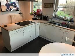 cuisine lave vaisselle cuisine d angle avec plaque vitrocéramique et lave vaisselle a