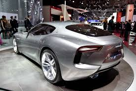 maserati alfieri marchionne ponders whether maserati could rival tesla with an
