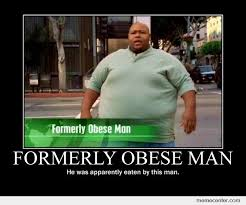 Obese Meme - formerly obese man by ben meme center