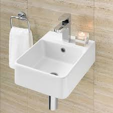 Bathroom Accessories Australia by Caroma Cube Hand Wall Basin Buy Online At The Blue Space