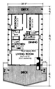 A Frame House Floor Plans Eplans A Frame House Plan U2013 Roomy Vacation Cottage U2013 1691 Square