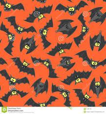 halloween bats seamless pattern with bats stock image image 27271641