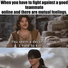 Princess Bride Meme - hello my name is marques you killed my dank memes prepare to die