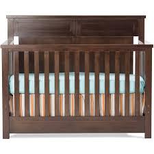 Lifetime Convertible Crib by Child Craft Abbott 4 In 1 Convertible Crib Walnut Walmart Com