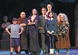 Addams Family Costumes 89 Best Addams Fam Images On Pinterest Adams Family Musicals
