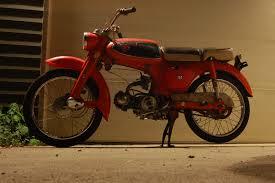 1965 Honda 150 R4l June 2012