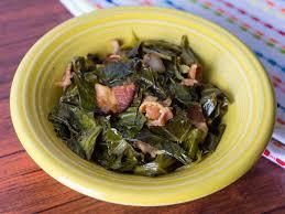 pressure cooker collard greens with bacon dadcooksdinner