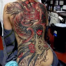 46 best phoenix tattoos designs and ideas
