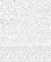 12 days of christmas coloring page the 12 days of christmas 2276 11 u2033 pictogram meadowlyon designs