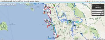 Bart Stations Map by Maps Hike Stats And Transportation U2013 The San Francisco Bay Trail