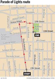 Tucson Parade Of Lights Parade Of Lights Coming To Downtown Tucson News Tucson Com
