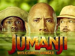 jumanji movie description jumanji welcome to the jungle review the action packed film will