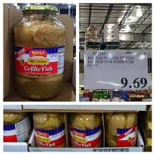 rokeach gefilte fish the costco connoisseur get ready for passover with costco