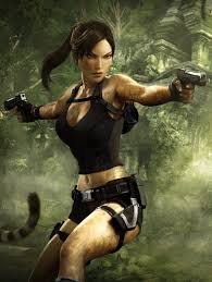 Lara Croft Halloween Costume Friends Dream Alter Ego