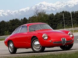 zagato alfa romeo alfa romeo giulietta sz sprint zagato coda tronca 1961 1962 alfa