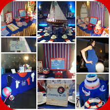 anchor theme baby shower living room modern nautical theme baby shower decor for your