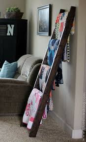 How To Make A Sling Bookcase Best 25 Hanging Ladder Ideas On Pinterest Diy Clothes Ladder