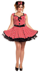 Minnie Mouse Costume Size Missy Mouse Costume Plus Size Missy Mouse Costume Plus