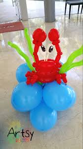 103 best balloon under the sea decor images on pinterest balloon