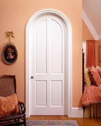 Interior Mdf Doors Arched Door Options Trustile Doors