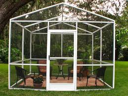 Small Screened Patio Ideas A Screened Enclosure You Can Afford Outdoor Patio Ideas
