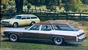 1973 Pinto Station Wagon Curbside Classic 1974 Buick Estate Wagon U2013 Hold The Fake Wood Please
