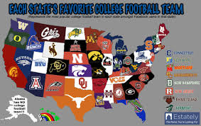 Colleges In Washington State Map by Washington Loves The Seahawks U0026 Bills Hates The Raiders