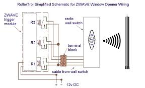 motorized blinds u0026 shades relay control