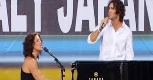 josh groban and sarah mclachlan amaze with this beautiful song i