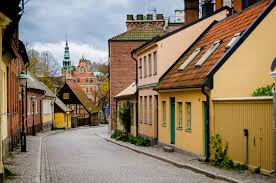 Small Town What To See In Lund A Small Town In Southern Sweden