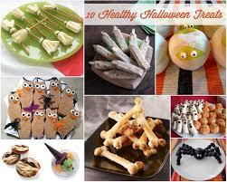 holidays 10 healthy halloween treats mirabelle creations