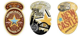 Design Your Own Home Brew Labels If It U0027s Hip It U0027s Here Archives Newcastle Brown Ale Invites You