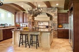 how much space around kitchen island breathingdeeply