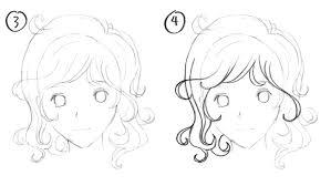 Emo Hairstyles Drawings by Johnnybro U0027s How To Draw Manga How To Draw Manga Hair Part 1 The