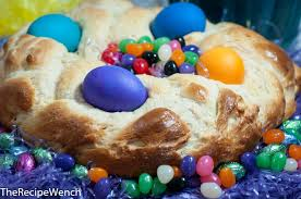 easter sweet easter sweet bread the recipe wench