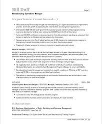 business manager sample resume 18 best non profit resume samples images on pinterest cover