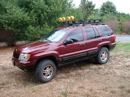 maroon jeep cherokee superf250 1999 jeep grand cherokee specs photos modification