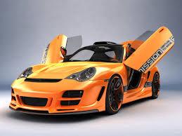 porsche 911 concept cars top art porsche 911 996 design concept news gallery top speed