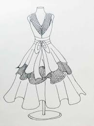 gambar desain baju dress pendek gambar ide desain rumah