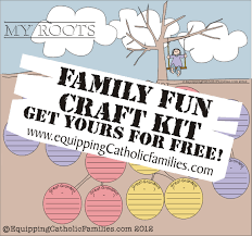 family tree printable equipping catholic families