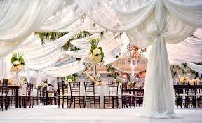 wedding draping decor outdoor wedding draping cbg weddings wedding inspiration
