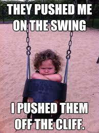 Angry Girl Meme - angry swing girl memes quickmeme