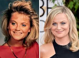 hairstyles through the years it s amy poehler s birthday she is 43 instyle com