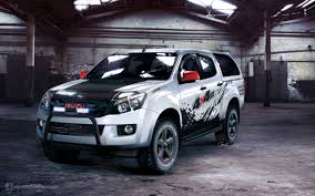isuzu dmax lifted isuzu d max 4x4 by goodiedesign deviantart com on deviantart