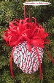 hawaiian pineapple fabric ornament this beautiful pineapple can