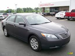 2009 toyota camry hybrid information and photos zombiedrive
